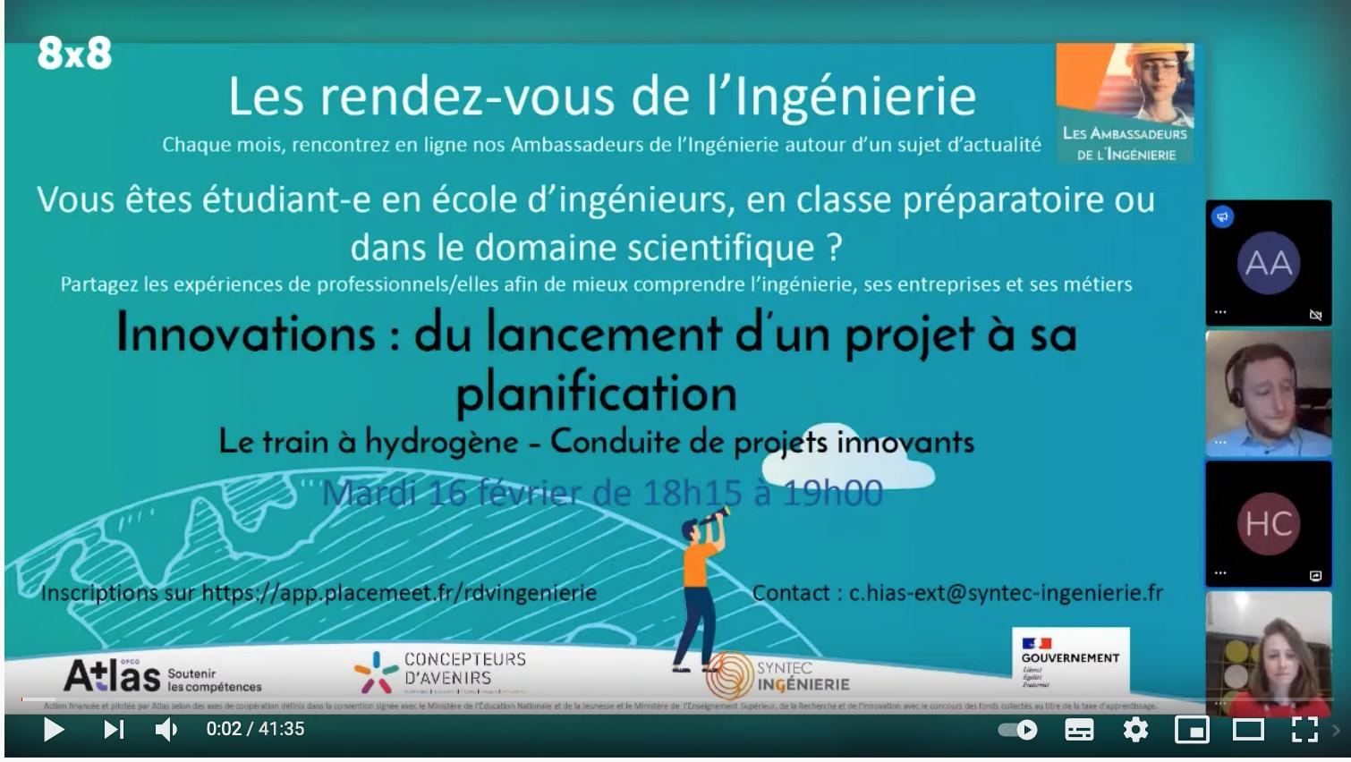 Innovations : du lancement d'un projet à sa planification